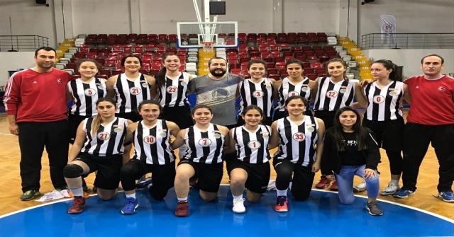 Toroslar Kadın Basketbol Takımı Mersin Şampiyonu Oldu