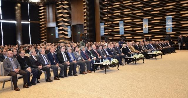 """Ak Parti Genel Başkan Yardımcısı Kaya, """"2002Den Bugüne Ülkenin Tarihini Değiştirdik"""""""