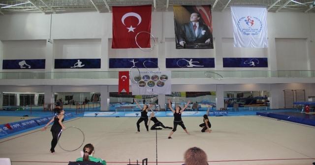 Artistik Ve Ritmik Cimnastik Milli Takımları, Mersindeki Kampını Tamamladı