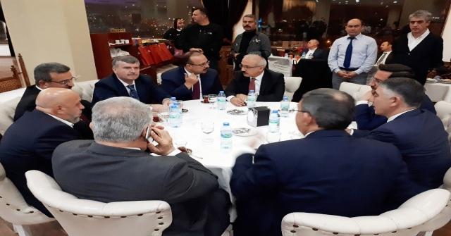 Ankarada Konyalılar Buluşması Yapıldı