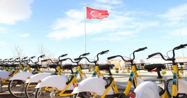 4. Nesil Paylaşımlı Bisiklet Platformu Türkiyede İlk Kez Kmüde
