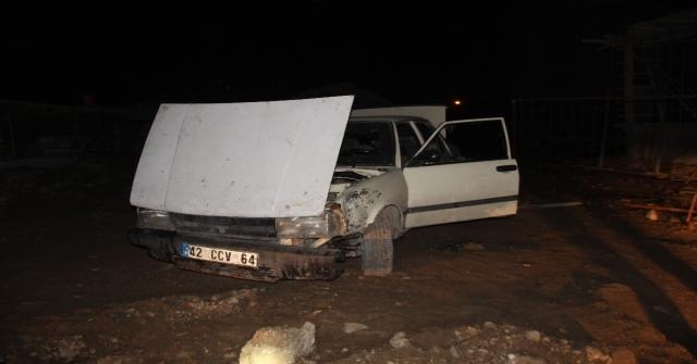 """Üç Polis Otosuna Çarpıp Yakalanan Alkollü Sürücü: """"Yabancı Değiliz, Niye Bağladınız"""""""