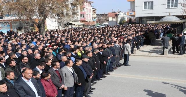 Ak Parti Konya İl Başkan Yardımcısı Özbuğday Son Yolculuğuna Uğurlandı