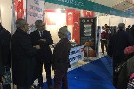 Ayrancı Belediyesi Standı Yenikapı'da İlgi Odağı Oldu
