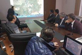 İl Özel İdaresi  Ve DSİ Değerlendirme  Toplantısı Yapıldı