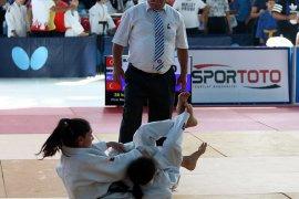 Judo Şampiyonası'nda Heyecan Devam Ediyor