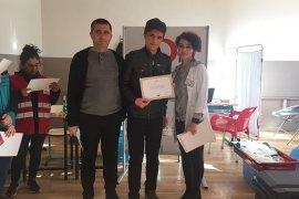 Kâzımkarabekir Çok Programlı Anadolu Lisesinden Kan Bağışı