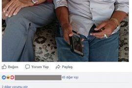 Katil Zanlısı Facebook hesabından paylaşmış