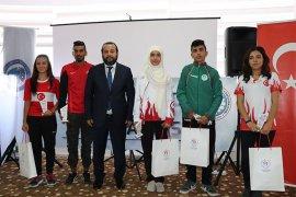 Karaman'da Sporda Yılın En'leri Ödülleri Sahiplerini Buldu
