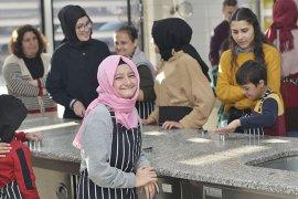 Özel Öğrenciler Mutfakta