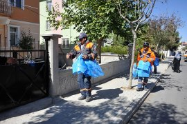 Belediyeden Trafik Güvenliği İçin Sinyalizayon Çalışması