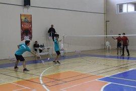 Okullararası Badminton Müsabakaları Sona Erdi