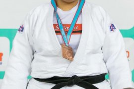 Karaman Judo'dan Tarihinde Bir İlk