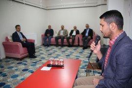 Başkan Çalışkan Camiler Haftası Programına Katıldı