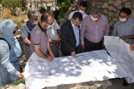 Ermenek'te Tarihi Yerlerin Restorasyon Çalışmalarına Başlanılacak