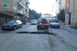 Ermenek Belediyesinin Çalışmaları Devam Ediyor