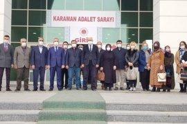 AK Parti Karaman İl Başkanlığı Suç Duyurusunda Bulundu
