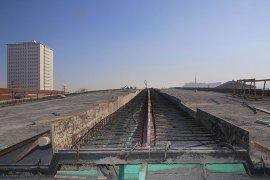 Sanayi Köprülü Kavşağında Çalışmalar Sona Yaklaştı