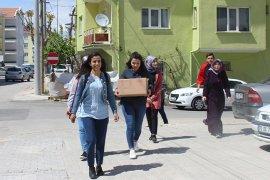 KYK'LI Gençlerden Anlamlı Ramazan Yardımı