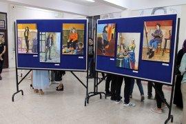Güzel Sanatlar Lisesinden Yıl Sonu Sergisi