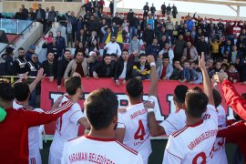 Karaman Belediye Spor Galibiyet Serisine Devam Ediyor
