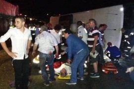 Karaman Mersin yolunda Trafik kazası çok sayıda ölü var