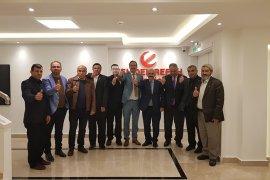 Yeniden Refah Partisi, Genel Merkezi ziyaret etti