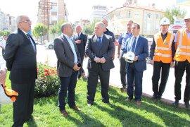 Karaman'da MOBESE kameraları yenileniyor