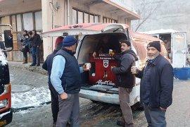 Karaman Belediyesi Sabaha Kadar Uyumadı