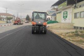 Karaman'da Asfalt Çalışmaları Hız Kesmiyor