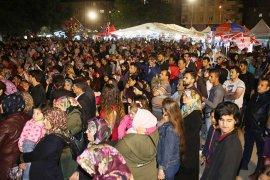 Abdurrahman Önül'ü Binlerce Karamanlı İzledi