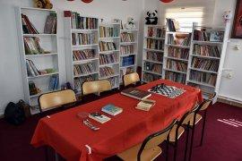 Şehitlerimiz Adını Taşıyan Kütüphane Açıldı