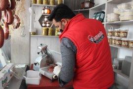 Karamanda osmanlı sucuk evi açıldı