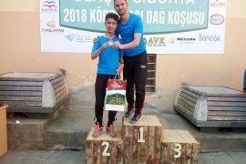 Karamanlı Atlet Mehmet Fidan'dan Gümüş Madalya