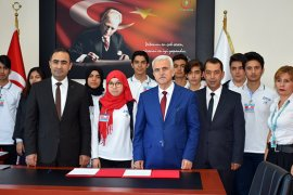 Karaman'dan Sınırları Aşan Örnek Proje: Sağlıcakla Kal