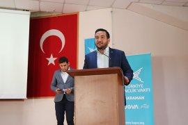 Karaman TÜGVA İl Temsilciliği görevine Hasan Aktaş getirildi
