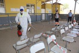 Pandemi Süresince 57 Mahallede Dezenfekten Çalışması Yapıldı