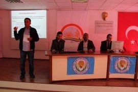 Entegre ve Kontrollü  Ürün Yönetimi  Projesi Toplantısı Yapıldı