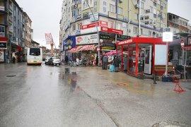 Belediye İşhanı Karşısına Kapalı Otobüs Durağı Yapıldı