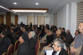 'Nohut Yetiştiriciliği' Semineri Düzenlendi