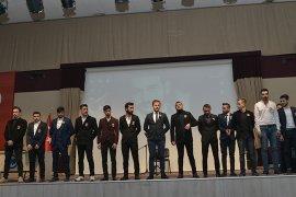 KMÜ Öğrencileri Fırat Yılmaz Çakıroğlu'nu Unutmadı