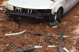 Karayollarının dikkatsizliği kazaya neden oldu