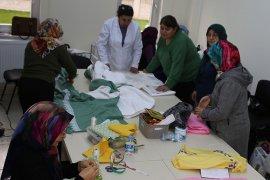 Karaman Belediyesi'nden Hanımlara Bir Hizmet Daha