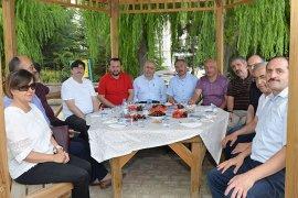 Rektörler Toplantısı Sona Erdi