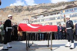 Fikret Ünlü, Karaman'da toprağa verildi
