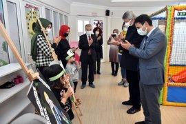 Yeşilay 101. Yaşını Okullarda Etkinliklerle Kutluyor