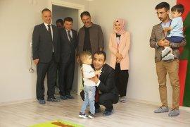 Başkan Kalaycı'dan Anaokuluna Sürpriz Ziyaret