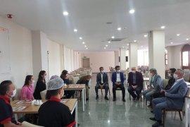 AK Parti Karaman Yönetimi Ziyaretlerine Devam Ediyor