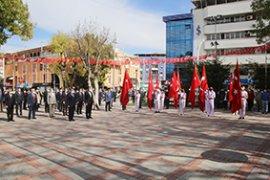 29 Ekim Cumhuriyet Bayramı Törenlerle Kutlanıyor