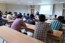 Gönüllü Elçiler TV Programı Necmettin Erbakan Üniversitesinde